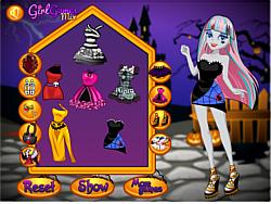Halloween Monster Costumes لعبة
