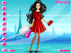 Barbi In Paris game
