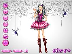 Gioca gratuitamente a Barbi's Halloween Costumes