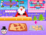 Delicious Christmas Cookies game