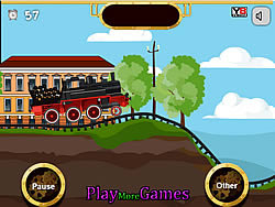 Coal Train game