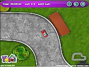 Pasture Racing game