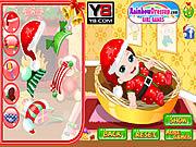 Santa Baby game