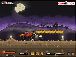 Zombie Destroyer Rush game