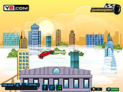 Chicago Skyscrapers Racing game