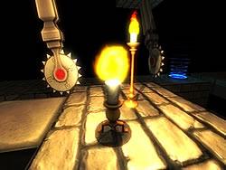 Jogar jogo grátis Candle Man