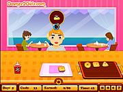 Play free game Doughnut's Cafe