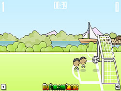 gra 1 on 1 Soccer Brazil