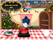 Golden Santa Bread game