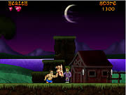 Play Horror scape the adventures of marty Game