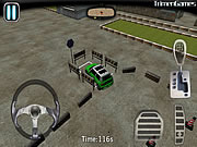 Vehicles Parking 3D game