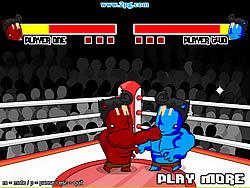 Gioca gratuitamente a Alien Punchout