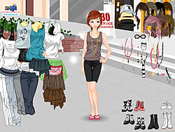 juego Casual Sport Dressup