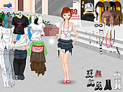Casual Sport Dressup game