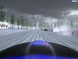 Permainan Ice Racing