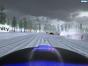 Ice Racing game