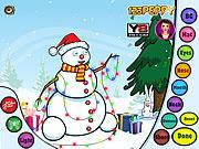 Build Snowman game