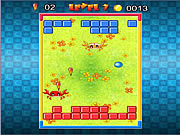 Play Crabs party battle pong Game