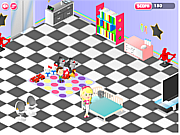 Frenzy Babysitter Game game