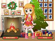 My Christmas Dress up game