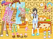 Pajama Dressup game