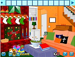 เล่นเกมฟรี Wow Father Room Escape