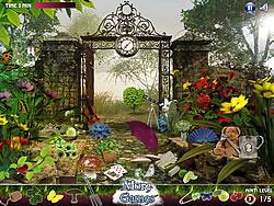 Wonderland παιχνίδι