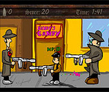 Play Tommy gun Game