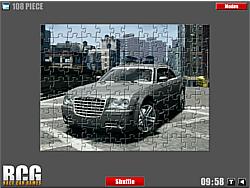 Chrysler Jigsaw game