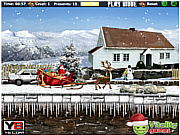 Santa Gifts Delivery Christmas game