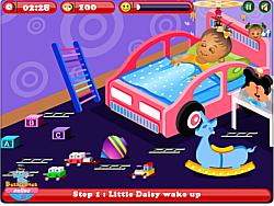 Little Daisy Christmas Eve game