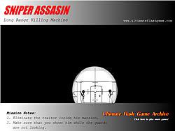 เล่นเกมฟรี Sniper Assassin