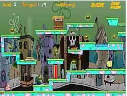 SpongeBob And Patrick Escape 3 game