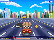 Angel Power Racing game
