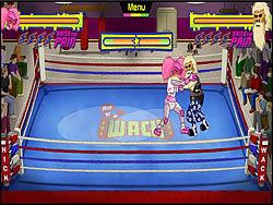 Wack Wrestling Challenge game
