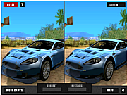 Aston Martin Differences game