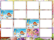 Winx Club Picture Memory game