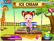 Baby Emma Zoo Adventure game