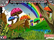 Chơi trò chơi miễn phí Jungle Hidden Alphabets