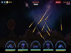 Ballistic Command game