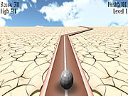 Ball Bearing Racer game