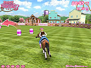 Horse Eventing 3 game