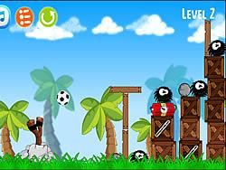 Soccer Slingers game