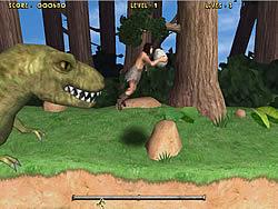 Jurassic Omelet game