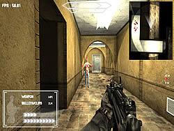Zombie Survival 3D game