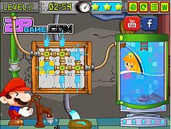 Mario Rescue The Princess game