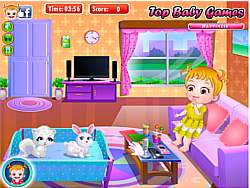 Baby Hazel Newborn Baby game