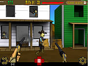 Gunslinger 3D game