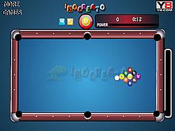 9 Ball flash pool game