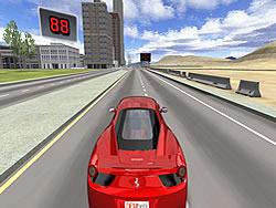 Juega al juego gratis 3D Ferrari F458